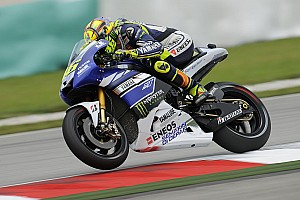 MotoGP Qualifying report Rossi scores second in Sepang qualifying