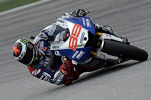 MotoGP Race report Lorenzo battles for Sepang podium