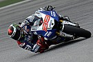 Lorenzo battles for Sepang podium