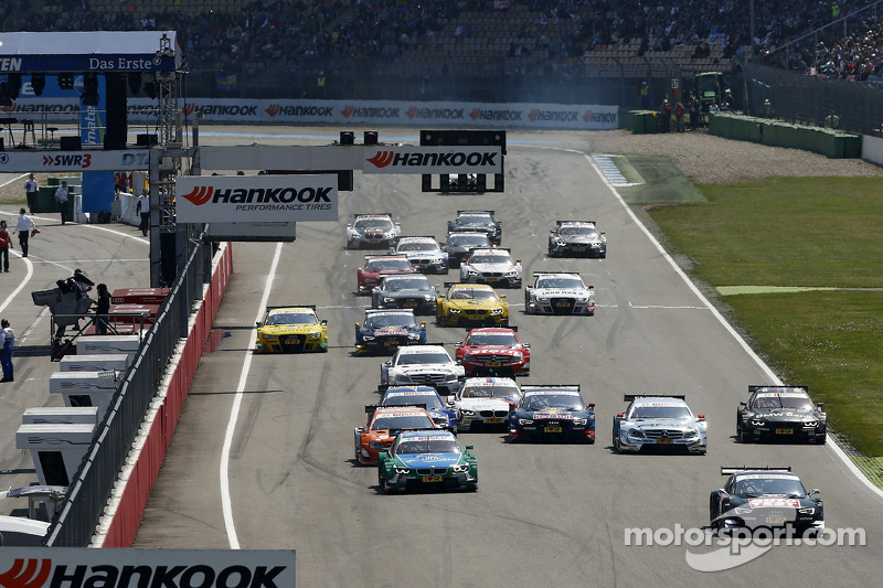 2014 DTM calendar: Return to China and Hungary