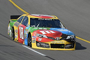 Kyle Busch wild card weekend