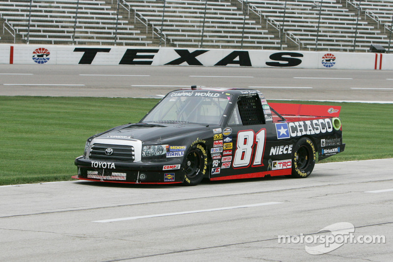 David Starr excited for return to Trucks at Talladega