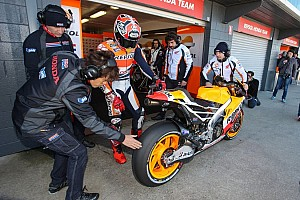 MotoGP Breaking news Record first compulsory bike change introduced to MotoGP