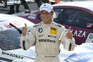DTM Qualifying report Bruno Spengler claims final DTM pole of the year