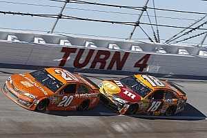 NASCAR Sprint Cup Analysis Kenseth loses points lead after up-and-down day