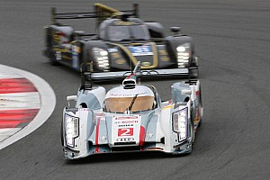 Audi early world champions in Japan
