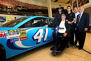 NASCAR Sprint Cup Special feature Almirola to drive the No. 41 Ford this weekend in honor of Maurice Petty