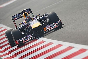 Formula 1 Practice report Vettel dominance continues at Buddh International Circuit
