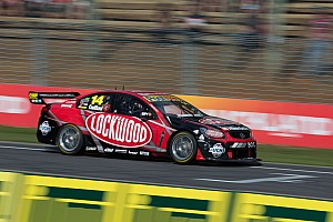 Supercars Race report From pits to podium for Coulthard