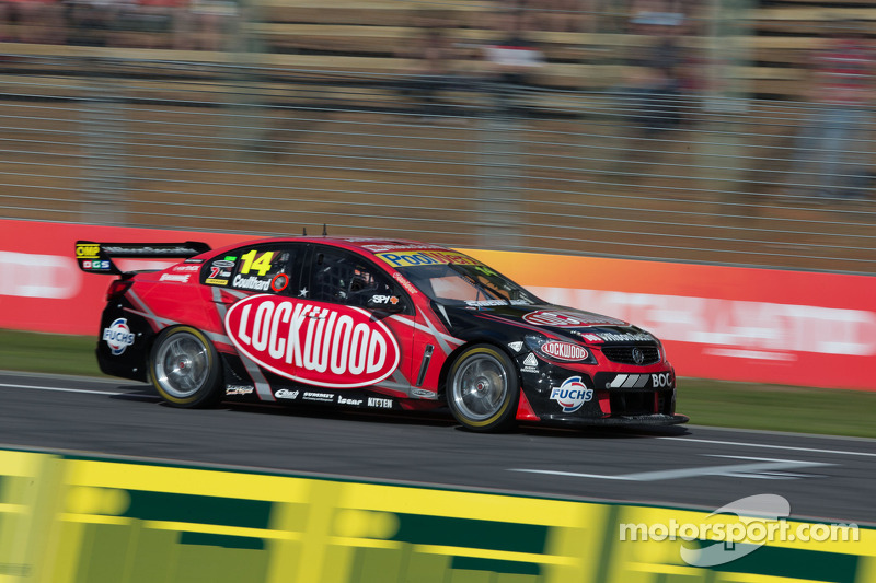 From pits to podium for Coulthard