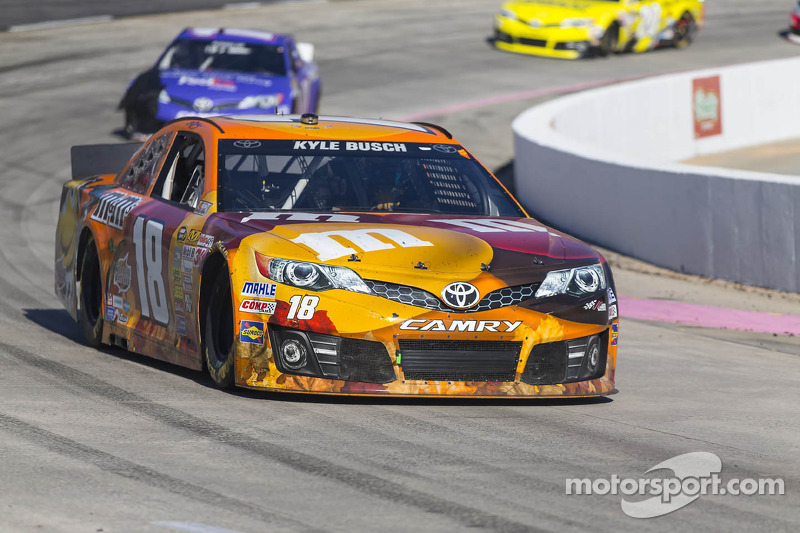 Kyle Busch wants the Texas Two-Step