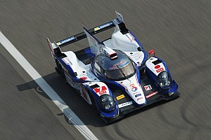 WEC Race report Toyota Racing denied in Shanghai