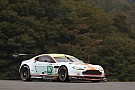 Stefan Mücke wins Shanghai race in the Aston Martin Vantage