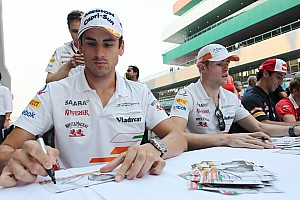 Formula 1 Preview Sahara Force India gets ready for round 18 at Circuit of the Americas
