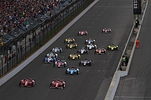 IndyCar Blog Mark Miles cooks up a new tradition at IMS