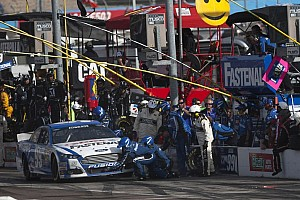 NASCAR Sprint Cup Analysis Fuel miscalculation costs Carl Edwards victory at Phoenix