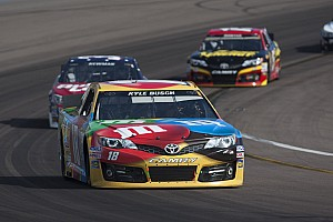 Kyle Busch looking for best points finish ever