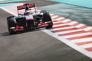 Vodafone McLaren Mercedes looks for points in USGP