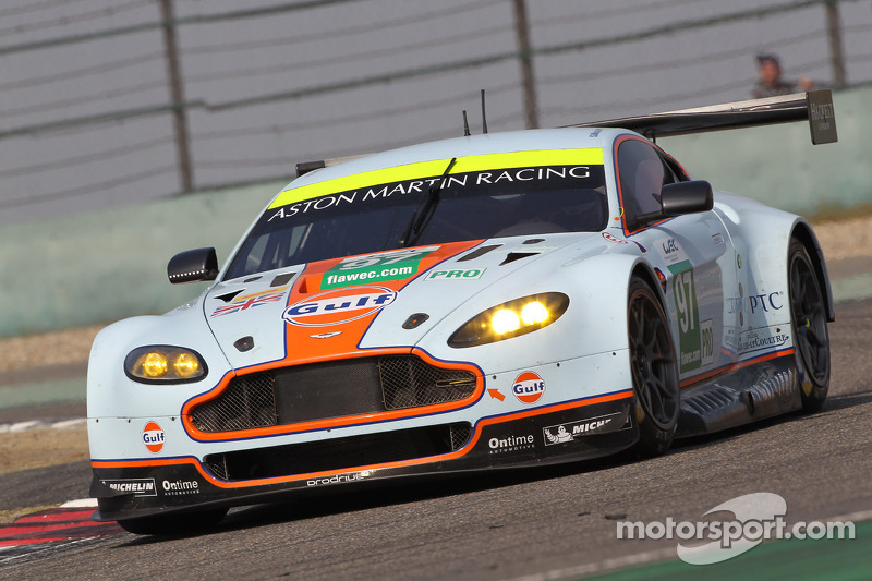 Hong Kong's Craft Racing AMR fights for Macau GT cup glory