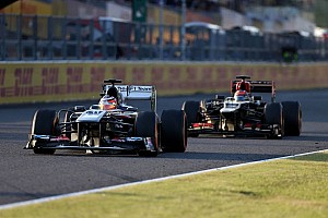 Formula 1 Breaking news Hulkenberg admits 2014 Lotus seat now unlikely