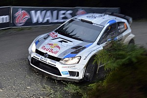 Ogier extends GB lead over Latvala on day two