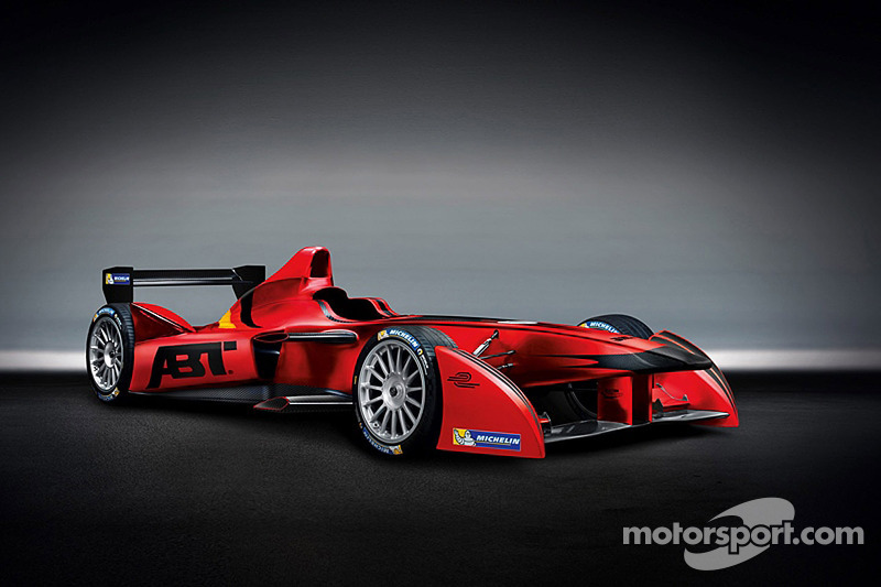 ABT Sportsline to compete in Formula E