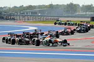 Formula 1 Race report Sahara Force India missed out on points at the Circuit of The Americas