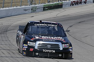 NASCAR Truck Race report Coulter finishes 27th at