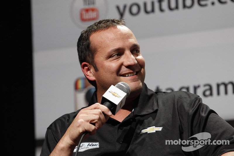 Stewart-Haas Racing announces reorganization of Competition Department