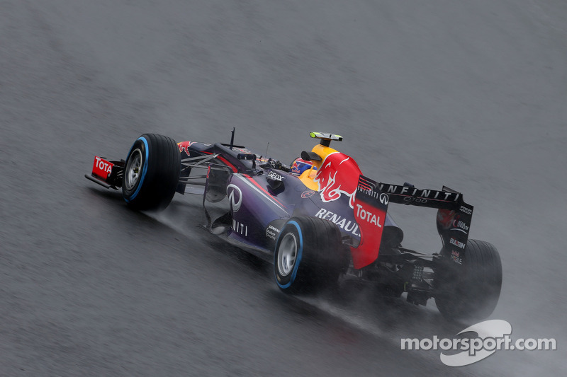 Red Bull had a productive day in São Paulo