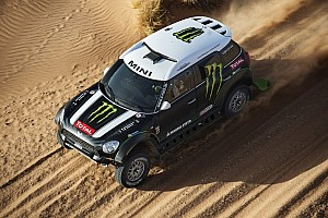 X-raid: With 12 vehicles to South America