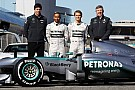 Mercedes AMG Petronas announces senior management transition for 2014 season