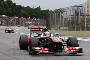 Formula 1 Breaking news McLaren not sure Mercedes to have best engine in 2014