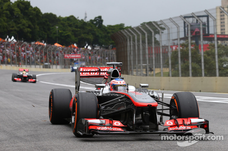 McLaren not sure Mercedes to have best engine in 2014