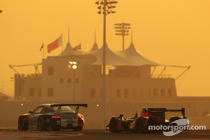 Average qualifying results for OAK Racing at Bahrain