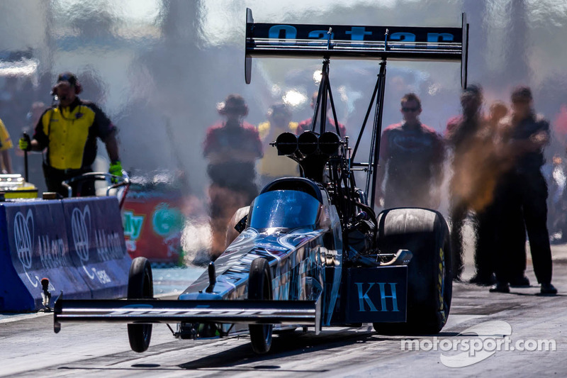 Langdon's story book season gives Toyota 4th straight Top Fuel title