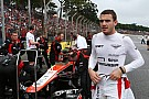 Jules Bianchi voted Rookie of the Year