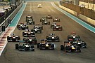 Final Formula One calendar released - Korea, Mexico, New Jersey off the list