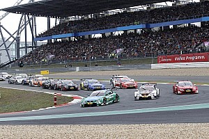 DTM Breaking news DTM 2014 calendar confirmed with two new events