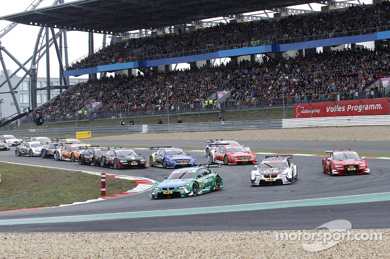 DTM 2014 calendar confirmed with two new events