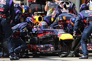 Formula 1 Breaking news F1 says no to heavier cars, mandatory pitstops