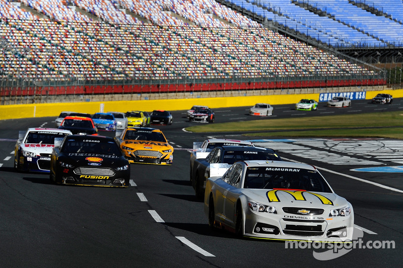 Test session helping NASCAR find answers