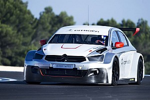 WTCC Breaking news Loeb, Muller and López waiting for the Citroën debut in Marrakech