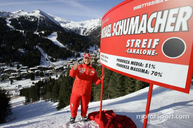 World waiting for next Schumacher news on Tuesday