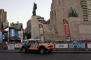 Dakar Breaking news X-raid: Finally the action can begin