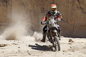Dakar Stage report