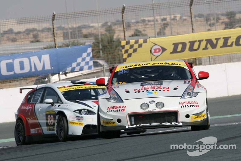 New Nismo athletes take victory at Dubai 24 Hours