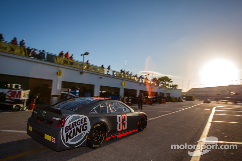 New qualifying procedure coming to NASCAR