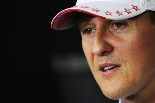 Schumacher's condition unchanged - report