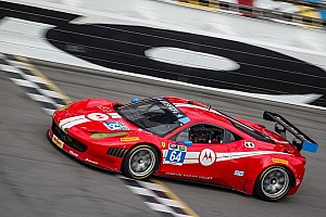 IMSA Special feature Ferrari's North America 60th anniversary celebration starts